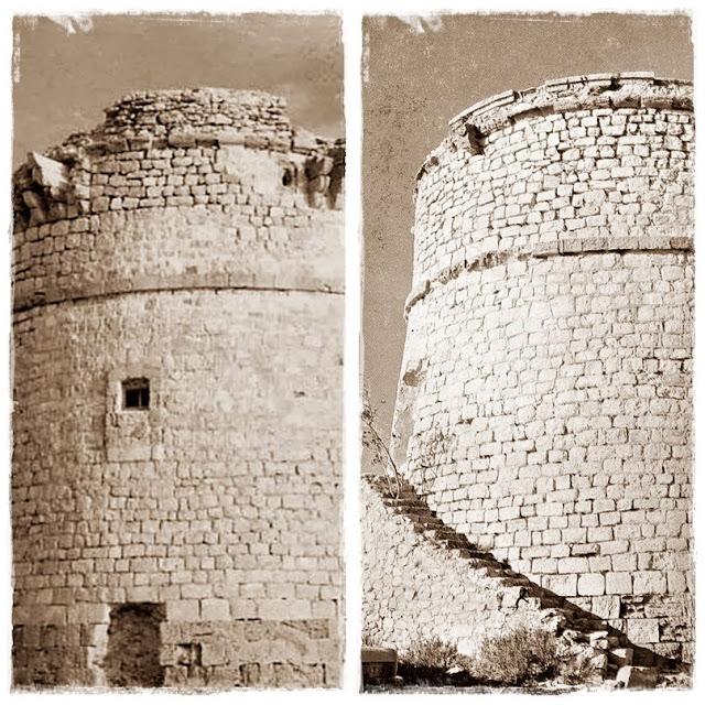 Torre Vigía El Campello antes de ser restaurada