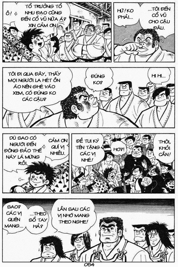 Siêu quậy Teppi chap 90 - Trang 9