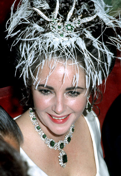 In Style-m: Stunning Jewels of Elizabeth Taylor