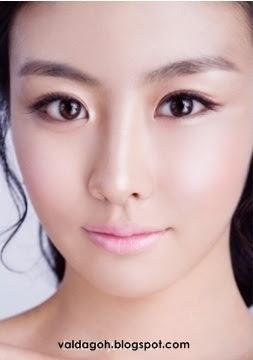 Tips Natural Make-up with Tutorial!   dunia wanita