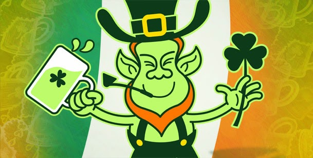 Saint Patrick's Day, Lucky Leprechauns, part 1