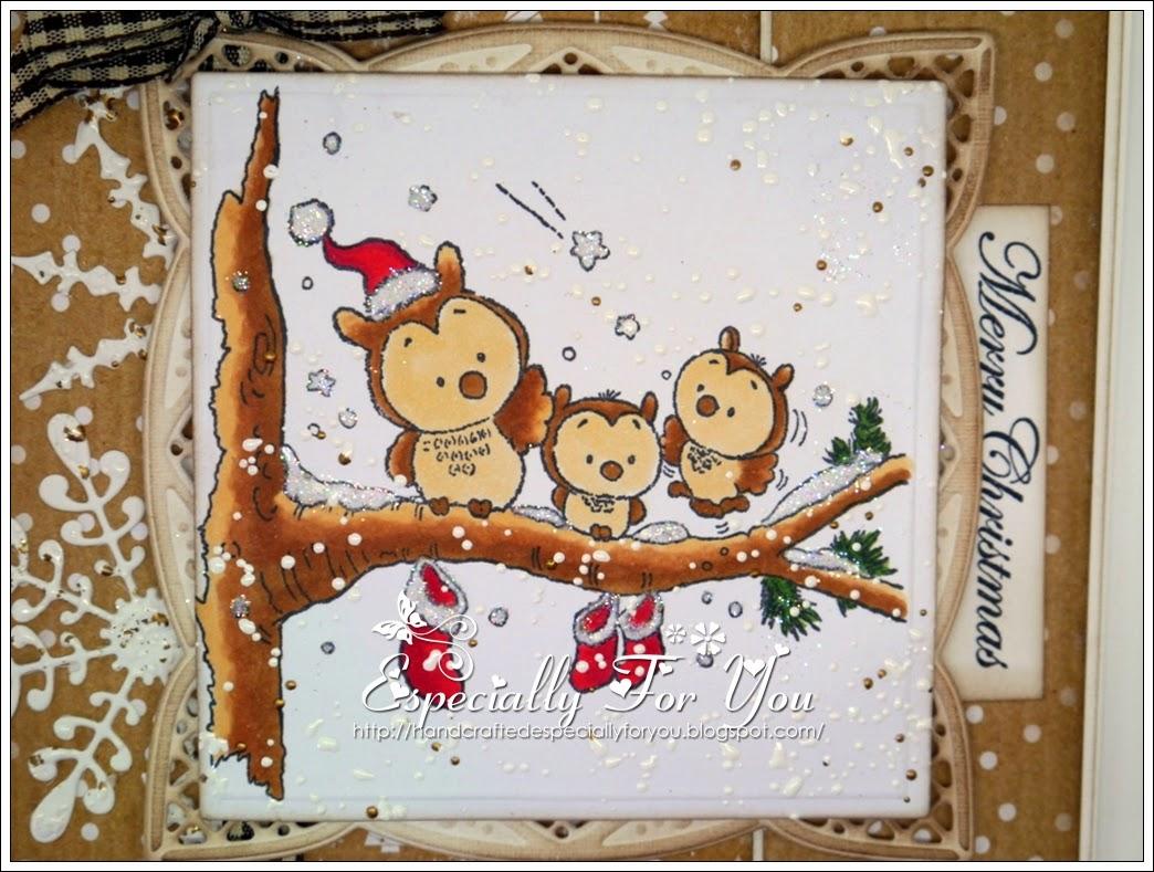 Joy Crafts Dies Winter Wishes Border