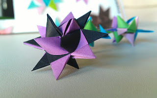 estrella origami