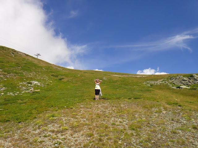 randonnée montagne isère chamrousse