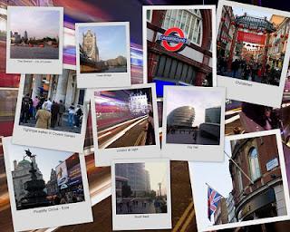 Fotos de Londres en distintos lugares