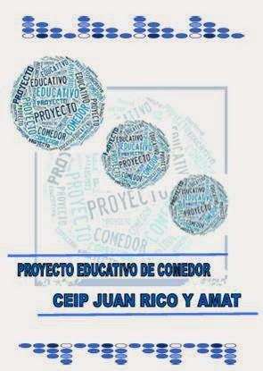 CEIP JUAN RICO Y AMAT: PROYECTO EDUCATIVO Y PROGRAMACIÓN GENERAL ...
