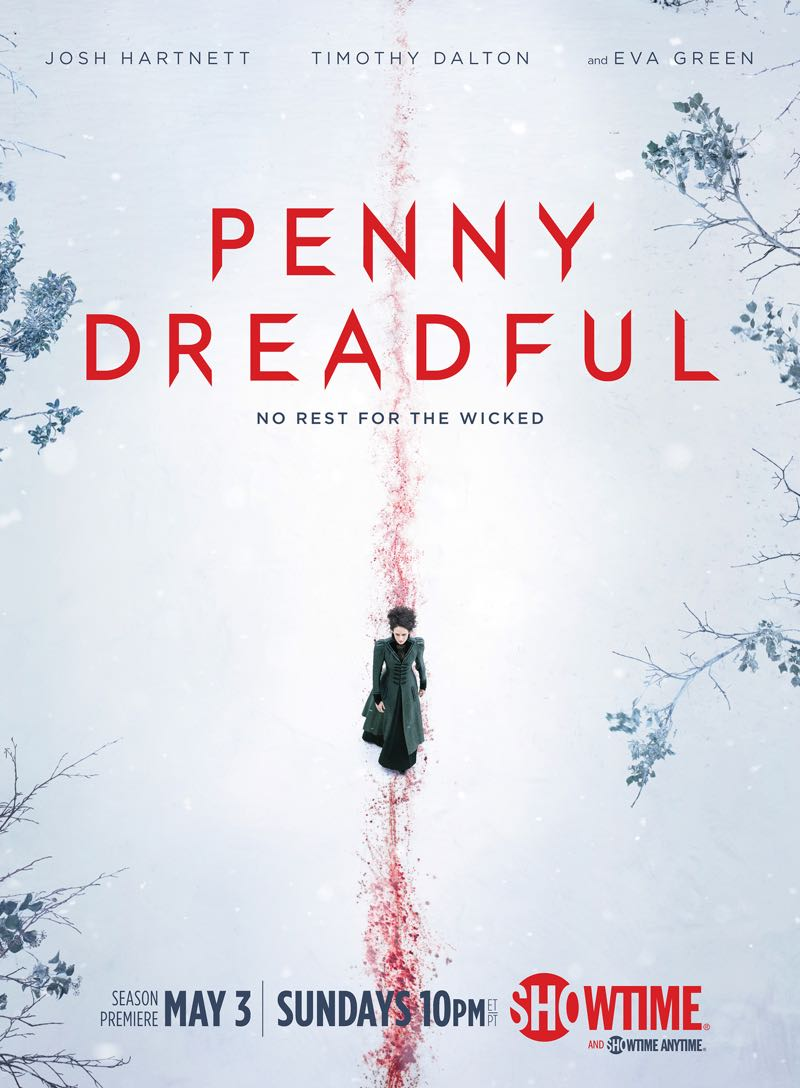 Penny Dreadful Season 2 poster