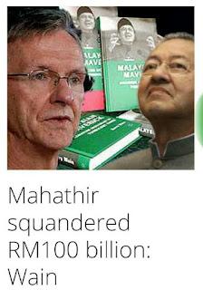 RPK Dakwa Mahathir Bakal Hilang RM100 Billion Jika Mukhriz Tidak Jadi PM