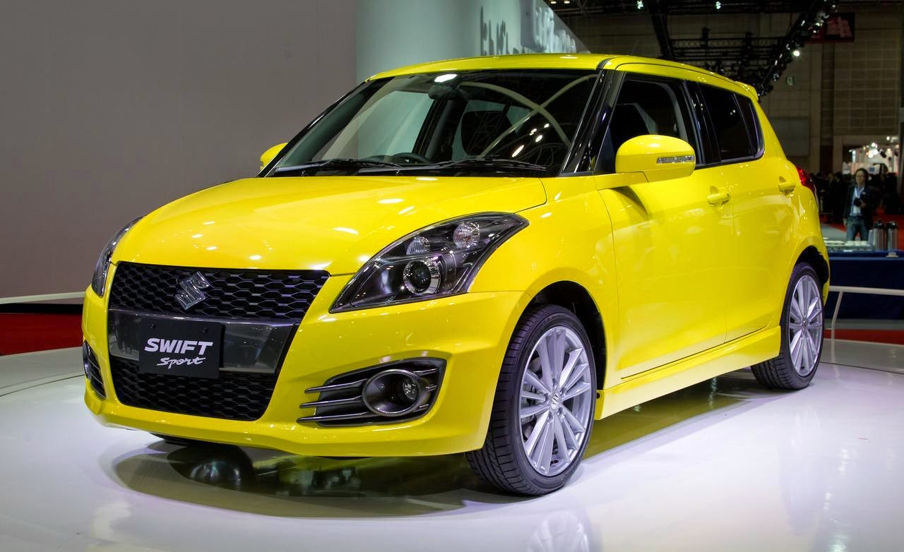 Paket Kredit Suzuki Swift