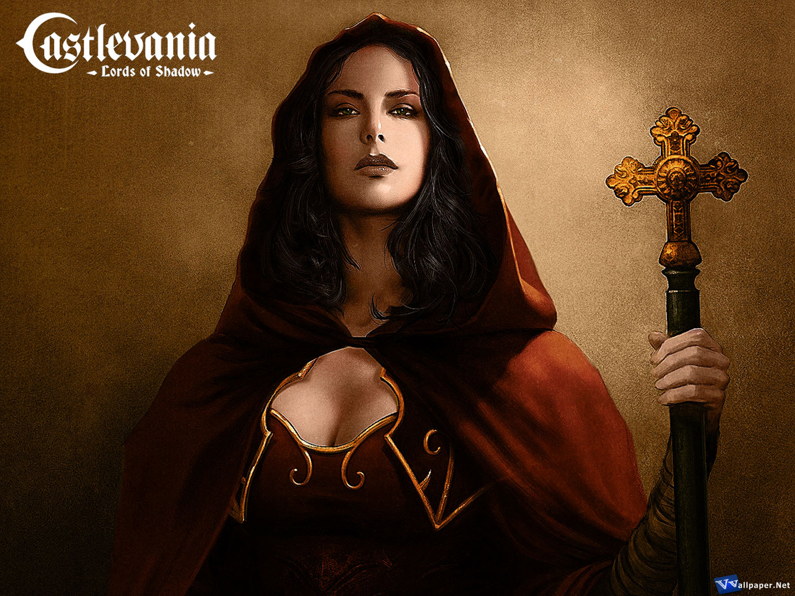 homesas: castlevania lords of shadow hd game wallpapers