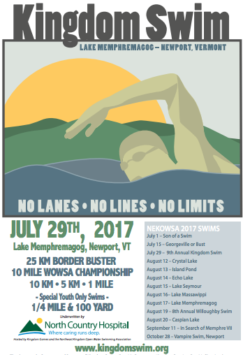 Northeast Kingdom Open Water Swim