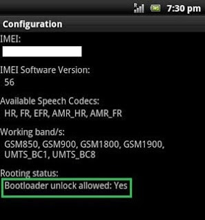 Unlock Bootloader Sony Xperia M Dual / Single