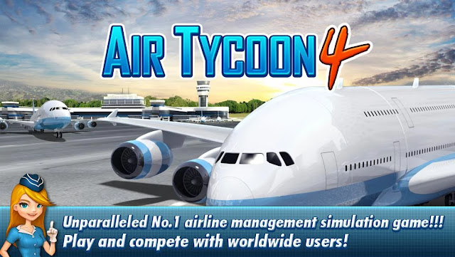 AirTycoon 4 1.2.0 Mod Apk (Unlimited Money)