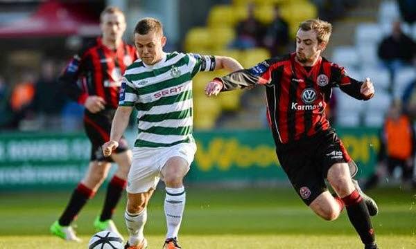 VĐQG Ireland, Shamrock Rovers vs Bohemians (03h00, ngày 28/03)