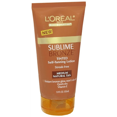 Loreal+Sublime+Bronze