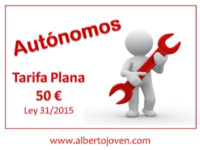 La verdadera Tarifa Plana de 50 Euros #RETA