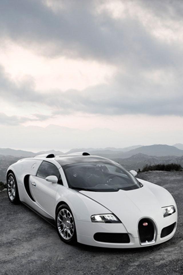 Bugatti Veyron IPhone Wallpaper