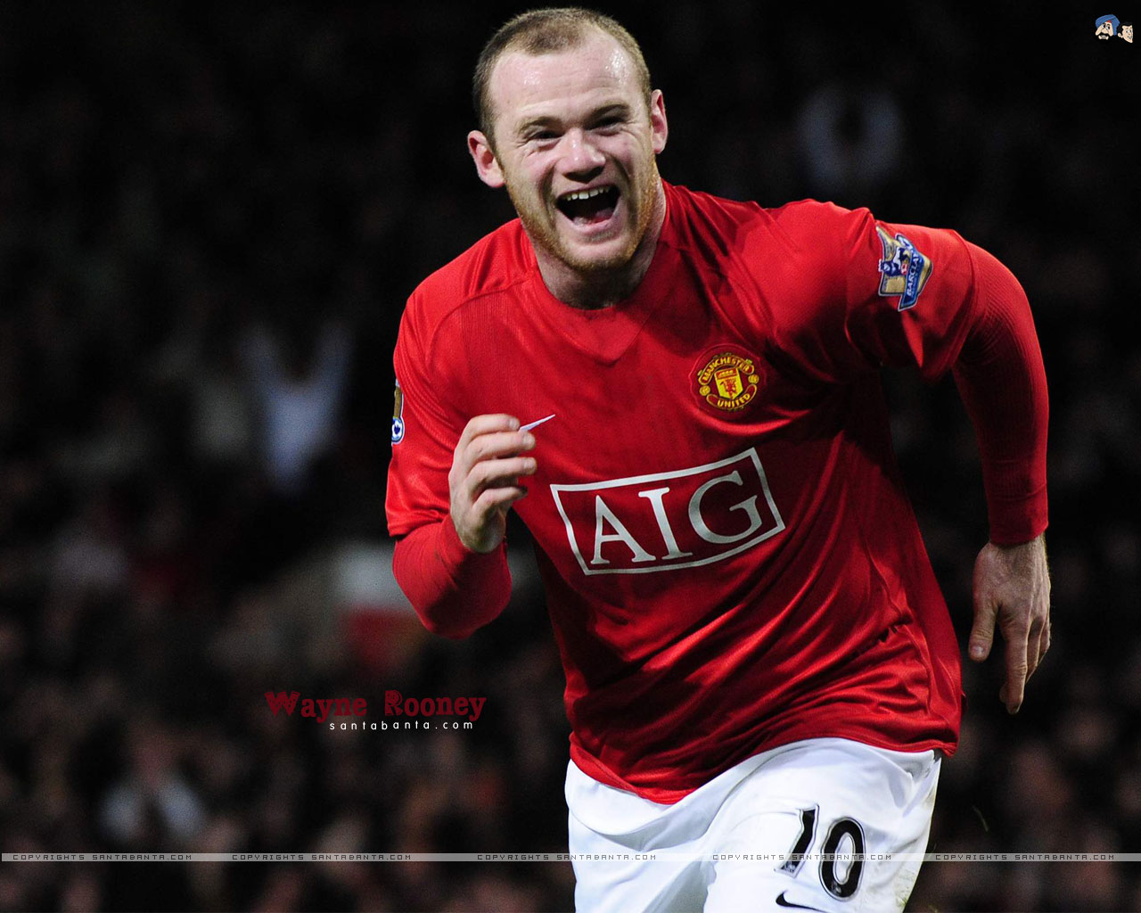 Wayne Rooney Football
