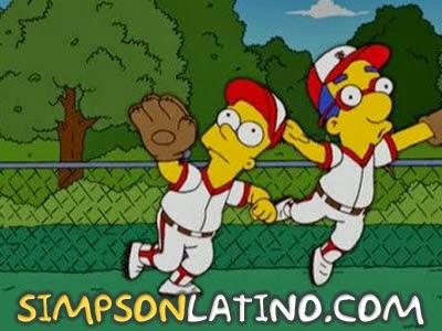 Los Simpson 18x18
