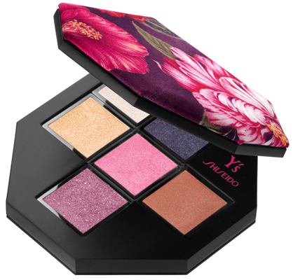 Paleta sombras de ojos edición limitada Shiseido Makeup y Yohji Yamamoto
