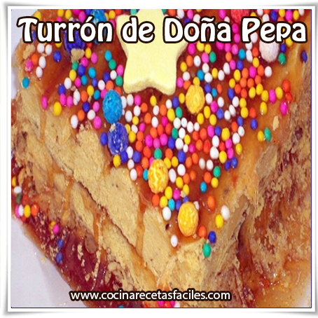 Postres y helados , receta de turrón de doña pepa ,  receta de postre peruano