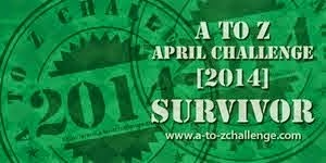A-to-Z April Challenge