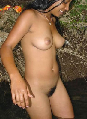 indian girl nude in forest
