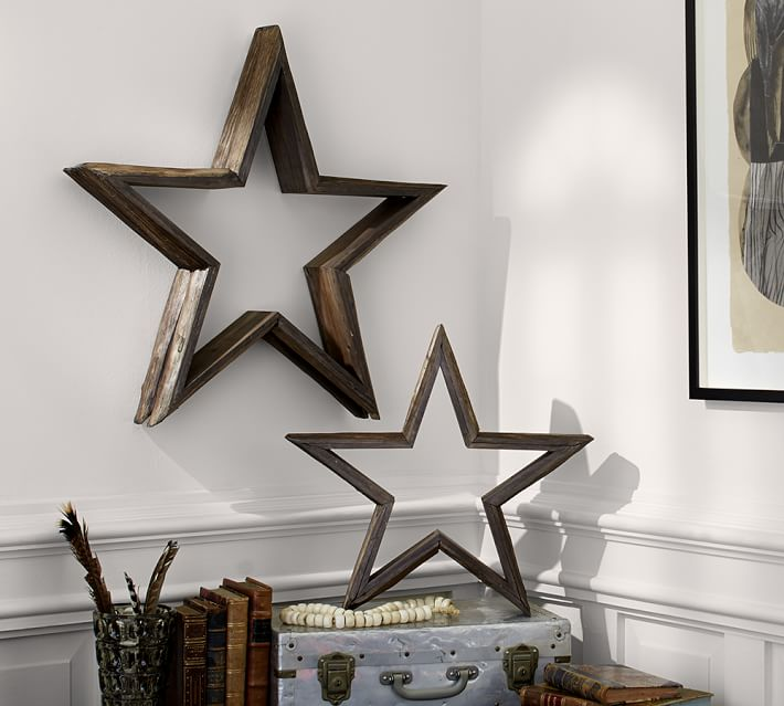 how to make a barn star out of wood