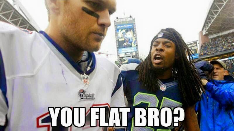 You Flat bro?