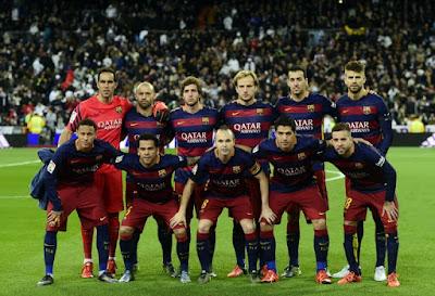 Barcelona Tak Main-Main Hadapi Piala Dunia Antarklub