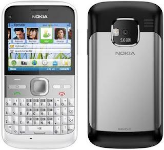 Nokia e5 firmware update