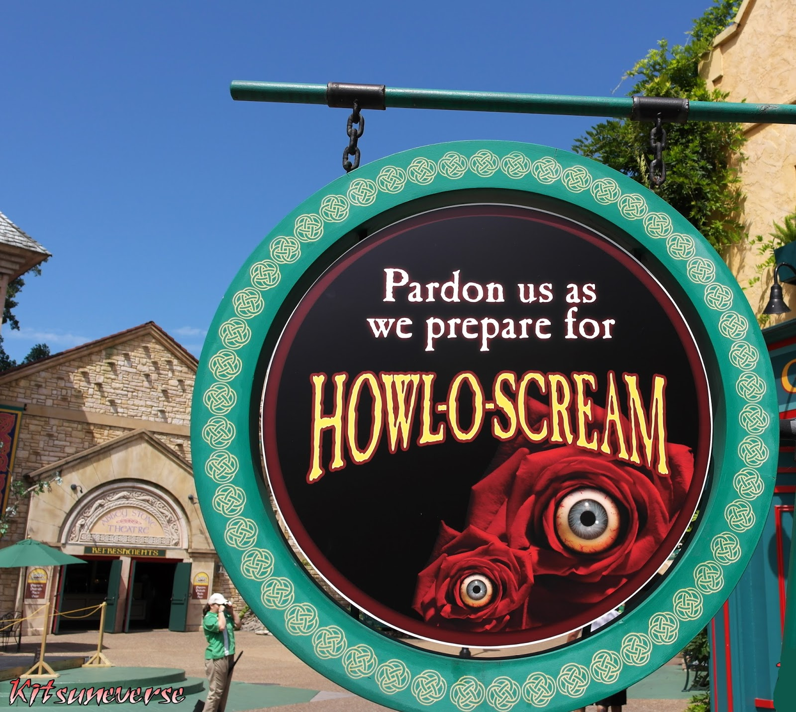 Kitsuneverse Hos Fear Is Spreading At Busch Gardens Williamsburg For Howl O Scream