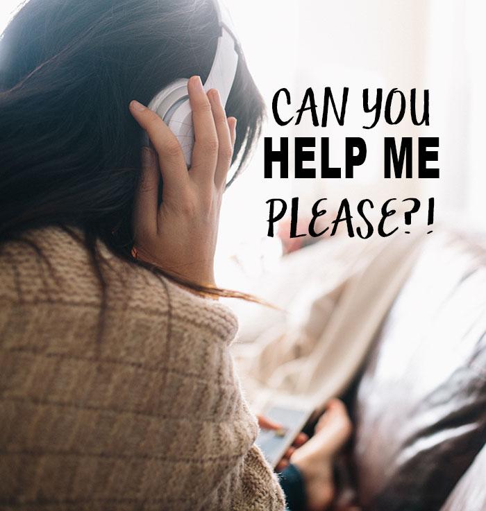 Please Help Me?