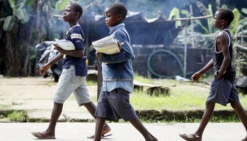 One Million Forced Out Of School By Boko Haram War