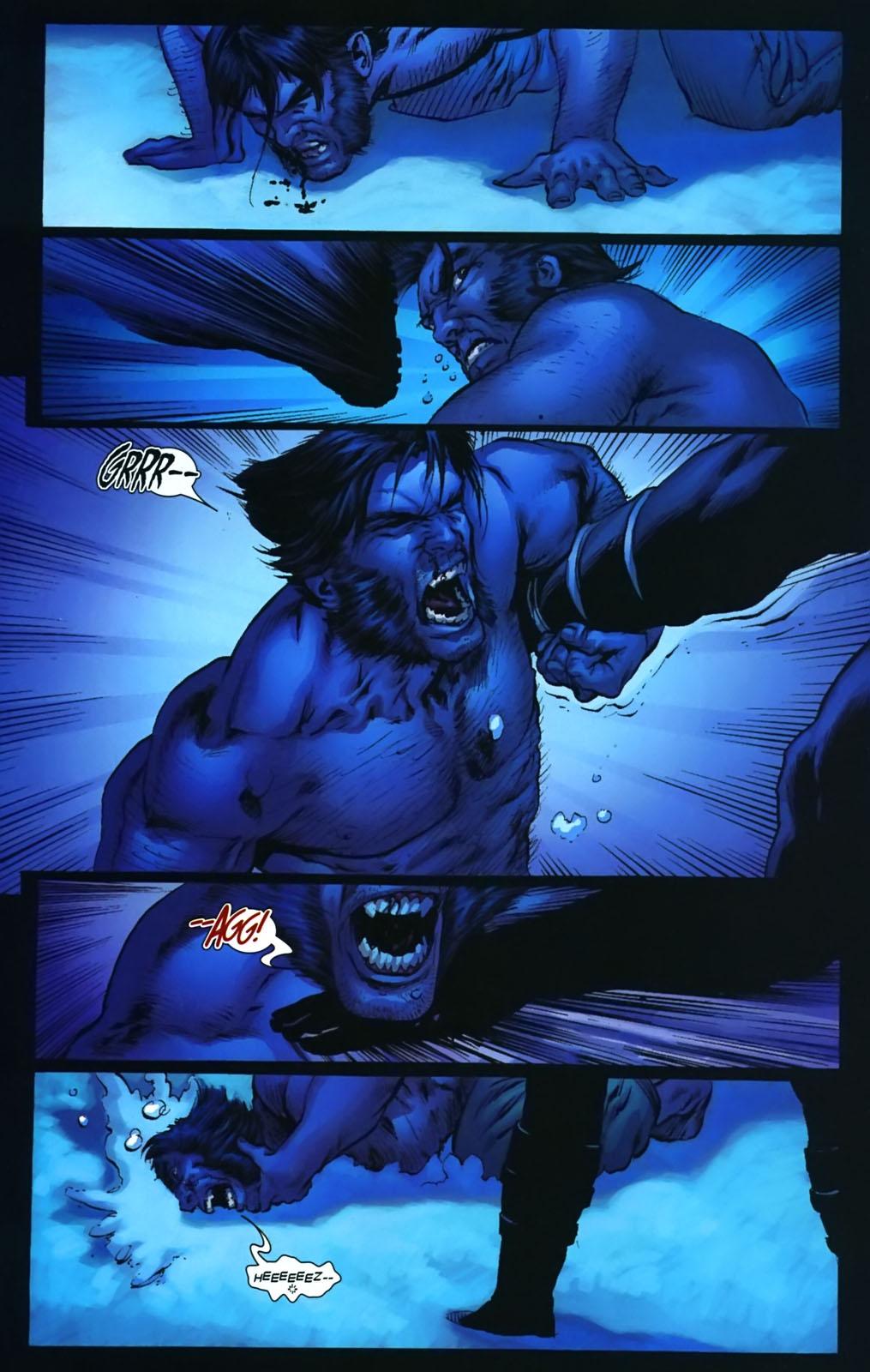 Read online Wolverine (2003) comic -  Issue #38 - 17