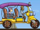 Servis Şoförü Oyunu