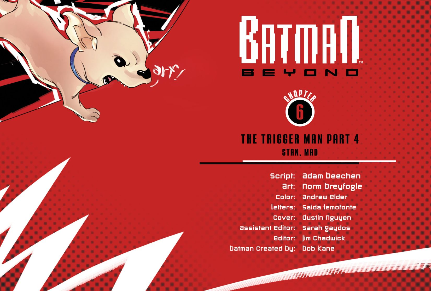 Batman Beyond (2012) Issue #6 #6 - English 2