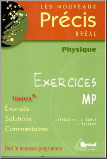 Précis Physique Exercices MP