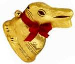 Lindt Gold Crocodile