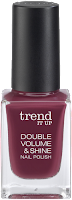 Preview: Die neue dm-Marke trend IT UP - Double Volume & Shine Nail Polish 260 - www.annitschkasblog.de