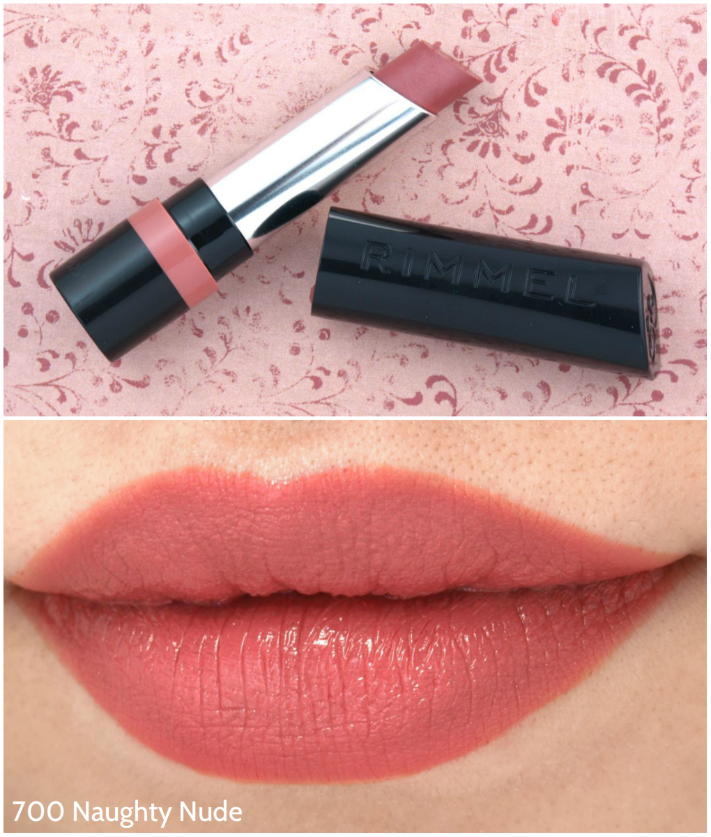 Colour care london lipstick price - Rimmel The Only 1 Lipstick In 700 Naughty Nude