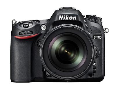 Fotografia della Nikon D7100