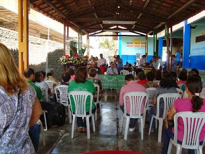 Festa de Santa Luzia 2013 é lançada no Projeto Esperança em Mossoró