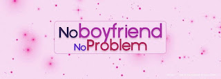 no boyfriend no tension cover photo for facebook