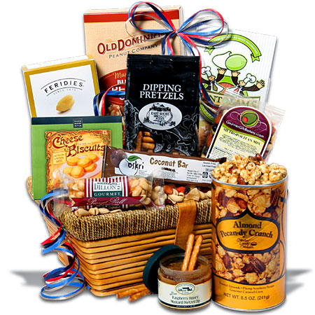 gourmet gift baskets review and giveaway mama on a green mission