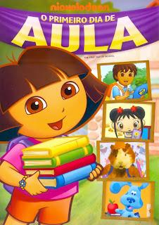 Dora A Aventureira: O Primeiro Dia de Aula - DVDRip Dublado