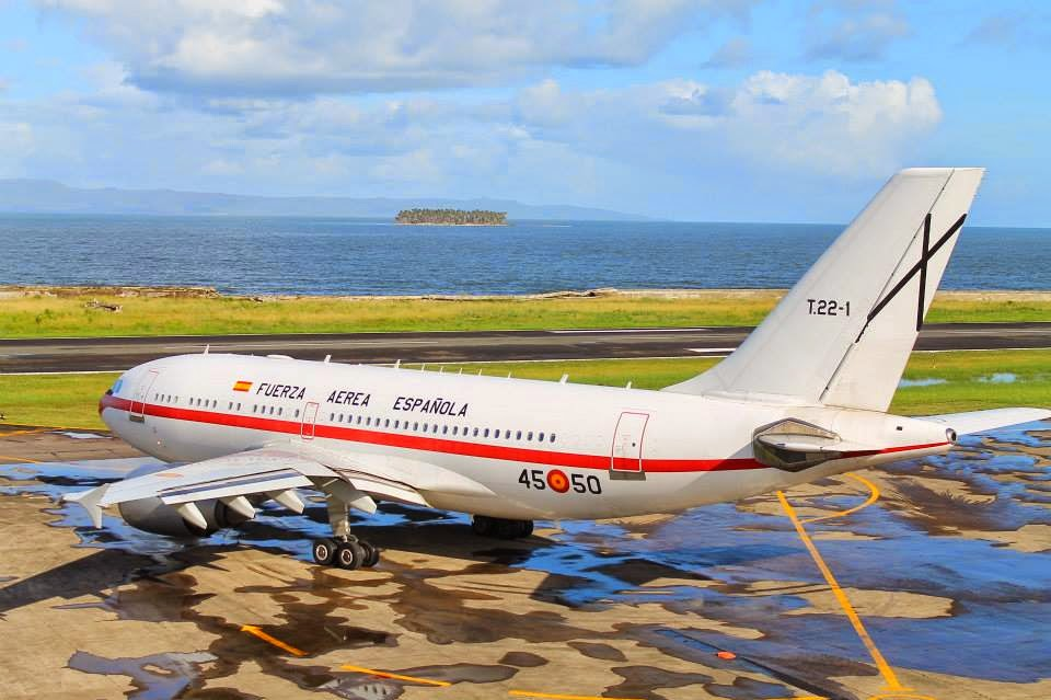 spanish air force a310