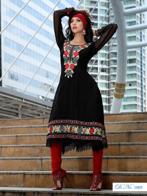 Designer Anarkali Salwar Kameez, Fancy Embroidery Anarkali Salwar Suits in Madrash
