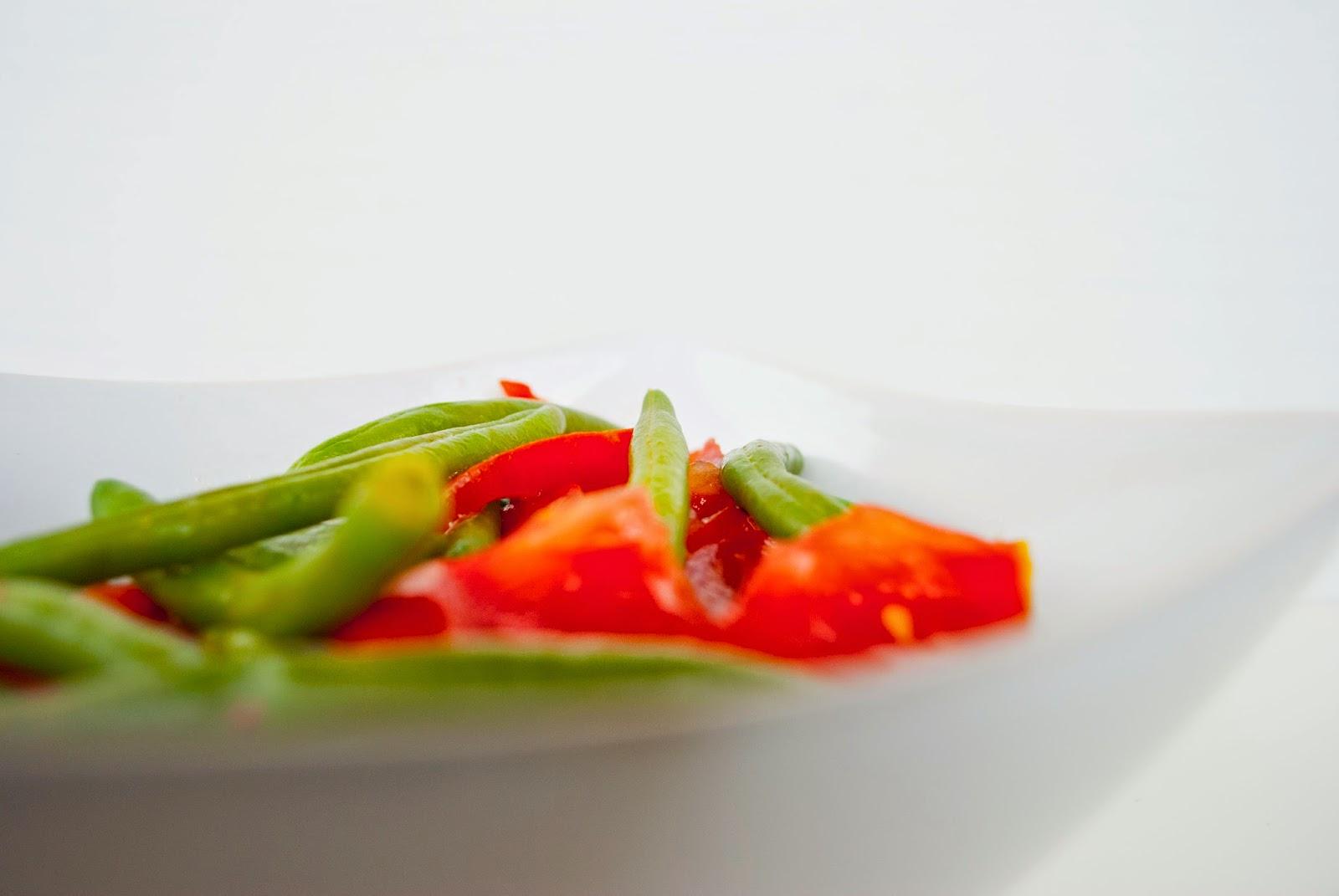 Tomaten Bohnen Salat Rezept Lecker Vegan Hupsis Serendipity Sommer Lifestyle