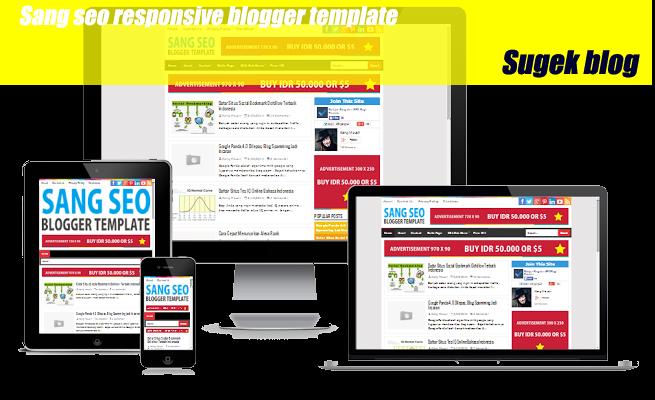 Download template blog sang seo responsive